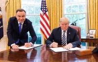 США расширят военное присутствие в Польше: подписан документ