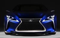 Lexus представил гоночное авто (ФОТО)
