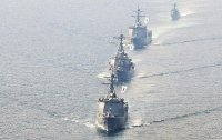 Южная Корея начала военные учения у спорных с Японией островов