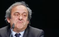 ФИФА запрещает Платини оспорить свое отстранение
