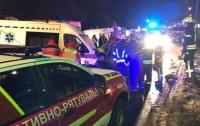 Жуткое ДТП в Киеве: на месте аварии погибли три человека