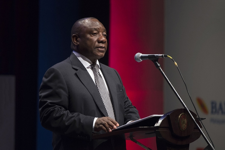 Новым президентом ЮАР стал Сирил Рамафоса