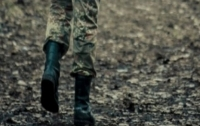 На Львовщине после двух месяцев службы дезертировал пулеметчик
