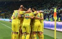 Рейтинг ФИФА: Украина поднялась на 4 позиции