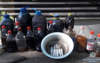 Запорожские полицейские изъяли наркотиков на 2,5 миллиона гривен