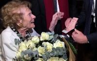 Скончалась 103-летняя французская баронесса