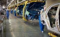 Резкое падение автопроизводства зафиксировали на Украине