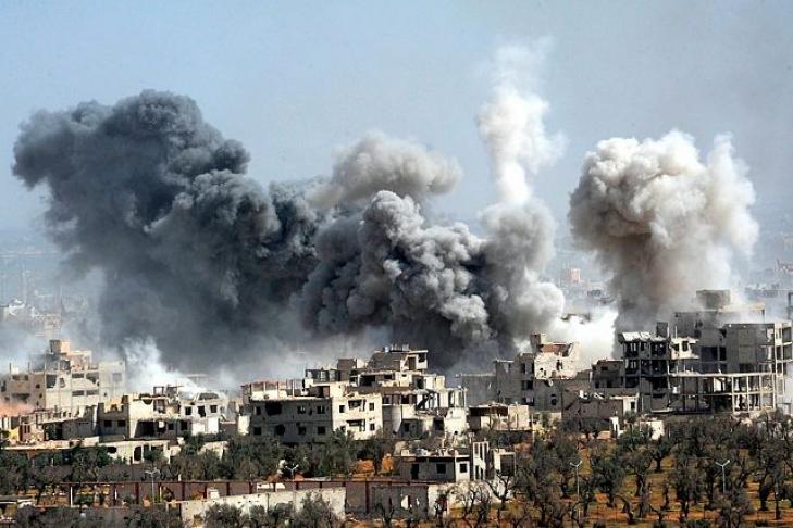 ВРоссии ожидаемо «открестились» отхиматаки вСирии
