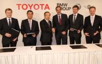 BMW и Toyota вместе создадут спортивный автомобиль