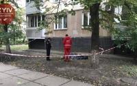 В Киеве мужчина ремонтировал окно, выпал и разбился (видео)