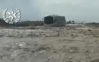 В Израиле спасли 50 украинских туристов (видео)