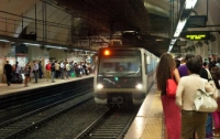 В Италии украинцы избили пассажиров метро