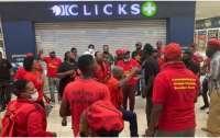 В ЮАР закрыли магазины косметики из-за