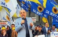 Рабинович: Благодаря акции под НБУ, Гонтарева пойдет в отставку, Рожкова не возглавит Нацбанк, а вкладчики получат 3 млрд