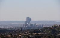 При взрыве в Лос-Анджелесе пострадали люди