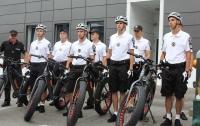 В Одессе начал работу полицейский велопатруль