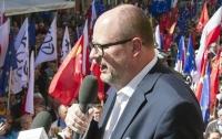 Мэр Гданська умер, объявлен траур