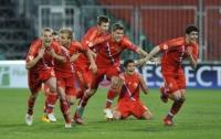 Россияне выиграли ЧЕ по футболу
