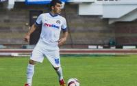 Украинский футболист забил эффектный гол в матче Лиги Европы (видео)