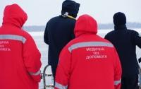 Несчастный случай в Днепре: мужчина провалился под лед