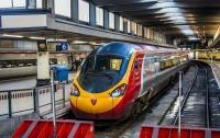 В Британии поезд сбил детскую коляску (видео)