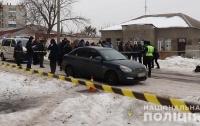Посреди улицы убили таксиста