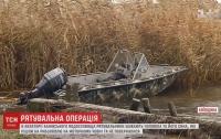 Пропавшие на Каневском водохранилище: отца и сына продолжают искать