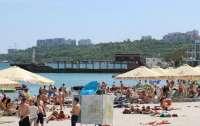 На пляжах Одессы запретили купаться