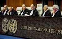 Украина подает доказательства против РФ в Морской трибунал ООН