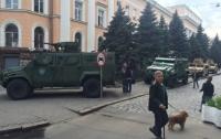 Одессу наводнили сотрудники спецслужб
