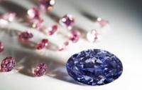 Редкий фиолетовый алмаз весом 2,83 карата нашли в Австралии