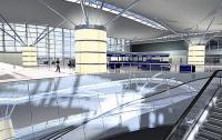 В Борисполе протестировали новый терминал – D
