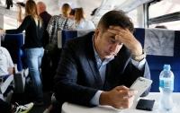 Саакашвили обвинил Авакова в том, что его внесли в базу