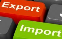 Украина больше покупает товаров, чем продает