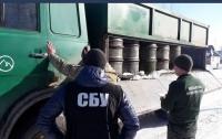 Командование одной из воинских частей на Житомирщине тоннами крало ГСМ