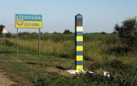 Украинскую границу начали укреплять в западной части