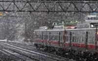 В США столкнулись и сошли с рельсов два товарных поезда