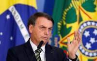 Президента Бразилии оштрафовали за отсутствие маски