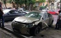 В Одессе взорвали машину бывшего депутата