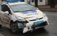 Число разбитых полицейских Toyota Prius перевалило за сотню