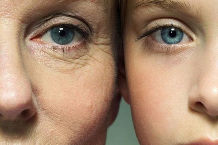 в молодости и в старости фото