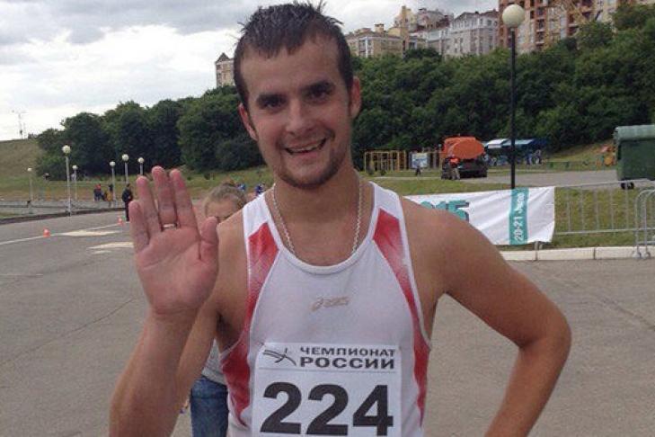 Легкоатлет Николай Иванов умер в российской столице отножевого ранения