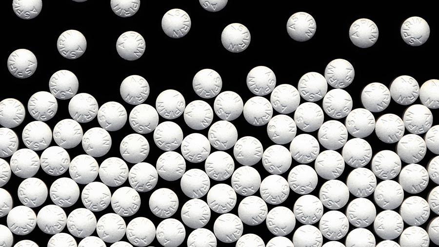 Исследователи заявили о противораковом свойстве аспирина
