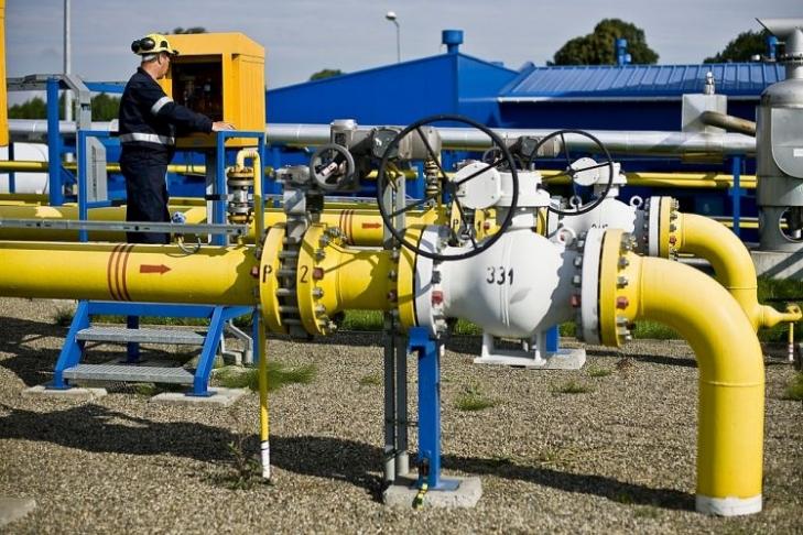 Украина за10 мес. увеличила импорт газа в1,5 раза