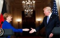Трамп и Меркель в Осаке обсудили поддержку реформ в Украине