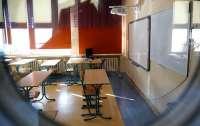 В школе Киева произошло жуткое ЧП (видео)