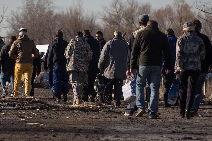 ВКремле подчеркнули прогресс вобсуждении обмена пленными с государством Украина