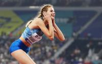 Украинка легкоатлетка отказалась от борьбы за
