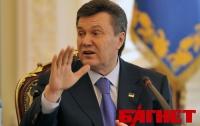 Янукович приветствует то, как людей будут судить по новому Уголовному Кодексу