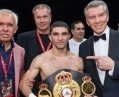 Украинский боксер защитил титул чемпиона мира по версии WBA